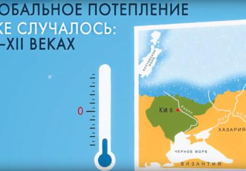 """""""Минутная история"""": Глобальное потепление эпохи средневековья"""