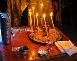 15, 22 и 29 декабря в 17.00 в храме будет совершаться чин соборования