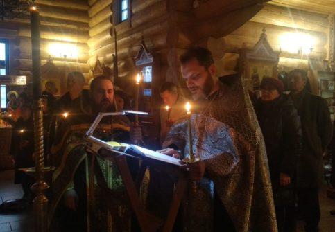 Великий покаянный канон святого Андрея Критского – понедельник + текст