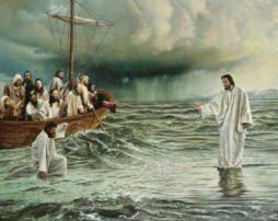Христианин перед лицом бедствий.  10 апреля 19:00