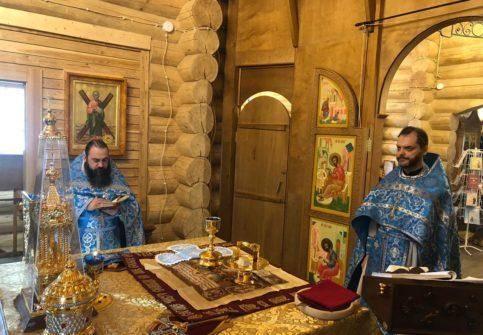 7 апреля Благовещения Пресвятой Богородицы