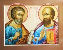 Почему апостолы Петр и Павел — первоверховные?
