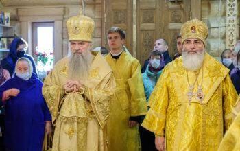 О смысле и цели жизни: митрополит Варсонофий посетил Волхов