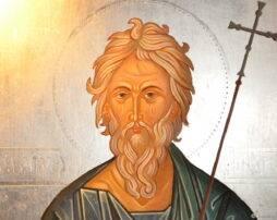 День памяти Андрея Первозванного: торжественное богослужение в Андреевском соборе