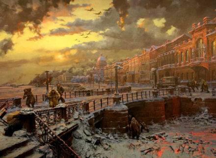 Лекция «Мифы и белые пятна в истории блокады Ленинграда»14 марта