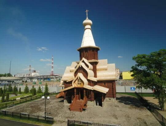 Новая точка духовного притяжения: в Волхове началось строительство Дома причта (ВИДЕО)