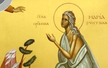 ПОЛВЕКА УЕДИНЕНИЯ, ИЛИ ТАЙНА ПРЕПОДОБНОЙ МАРИИ ЕГИПЕТСКОЙ