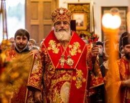 30 мая праздничную Литургию в Андреевском соборе возглавит епископ Тихвинский и Лодейнопольский Мстислав